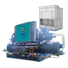 低溫螺桿式冷水機 120HP