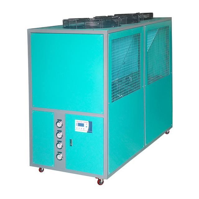 影响风冷式冷水机蒸发器蒸发能力的因素