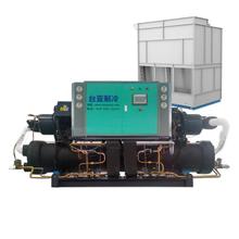 低溫螺桿式冷水機 220HP