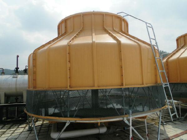 螺杆式冷水机冷却塔