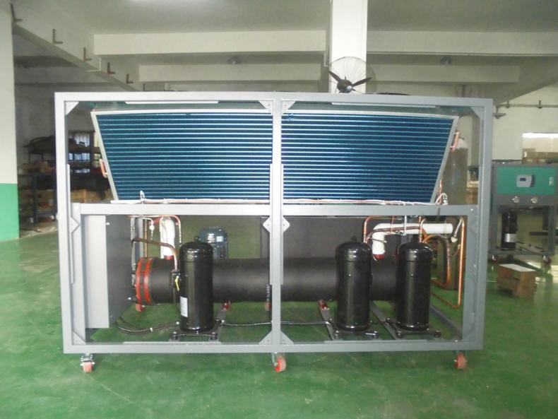 风冷式冷水机2
